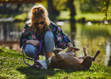 Monika Budzińska – miłość do psów przekuła w biznes na freelance! Zobacz, ile jej to zajęło.